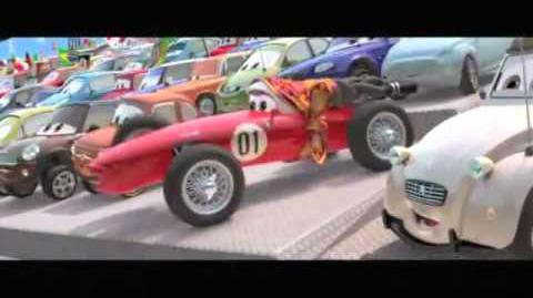 """Cars 2 """"60-Seconds"""" State Farm Sweepstakes Tv Spot"""