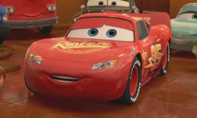 Lightning cars 2 piston cup paint job