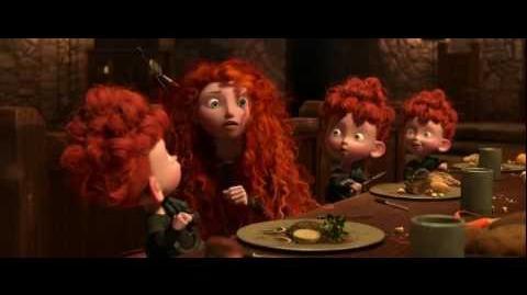Merida - Legende der Highlands - Trailer 1