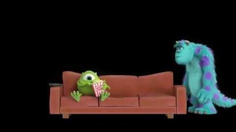 Monsters University - Sul divano con amici - SQUADRADISULLEY HD
