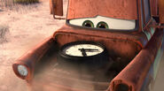Cars toon time traveler mater h