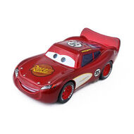 Flash McQueen figurine Radiator Springs