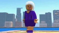 Mirage in LEGO The Incredibles (Video Game)