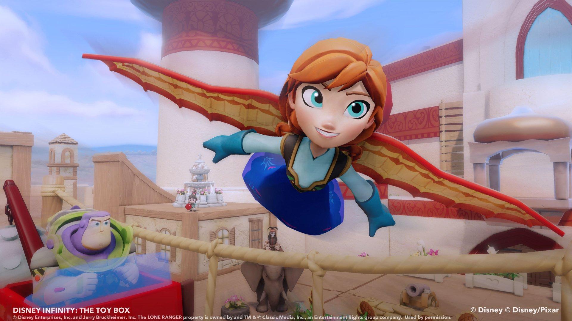 Wreck it ralph disney infinity wiki fandom powered by - Disney Infinity Holiday Characters 6 Jpg