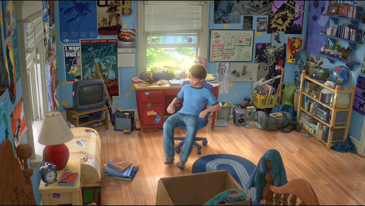 Andy S House Pixar Wiki Fandom Powered By Wikia