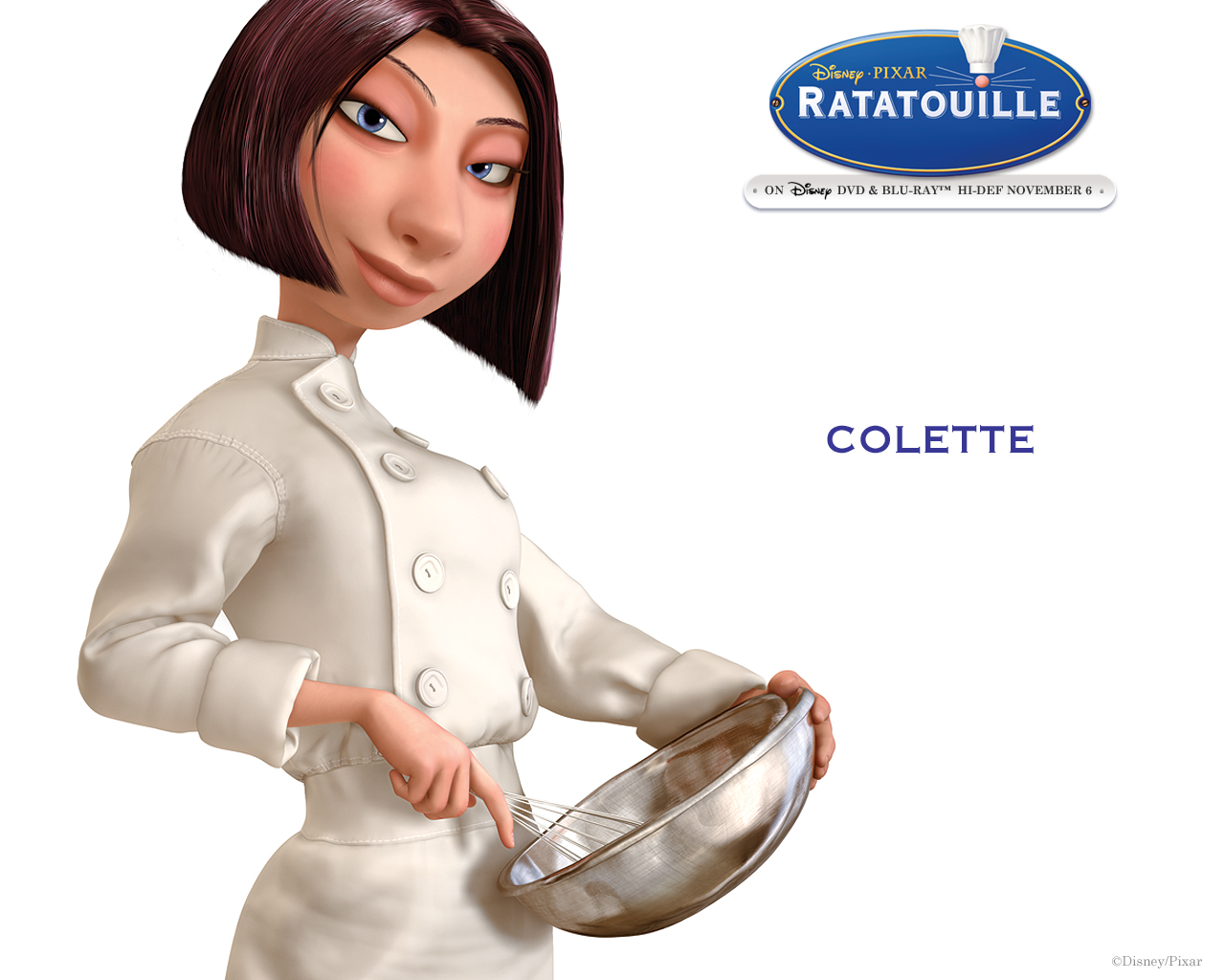 Colette Tatou | Pixar Wiki | FANDOM powered by Wikia