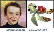 Nicholas bird squirt