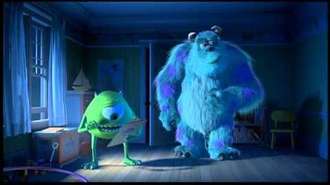 Monsters, Inc (2001) Teaser