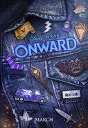 Onward D23 Poster