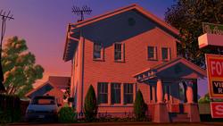 Pierwszy dom Andy'ego