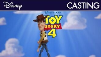 Toy Story 4 - Grand casting voix I Disney