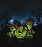 Toy Story Terror Textless