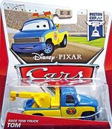 Truck tom