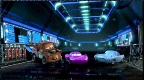 Cars 2 Spy School France