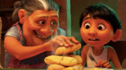 Grandmother-in-coco
