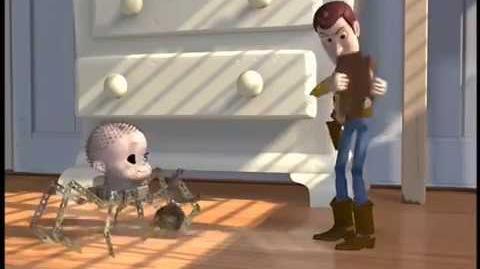 Toy Story Treats - Hat Dance