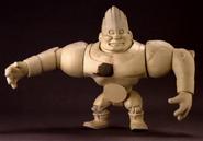Rocky-maquette