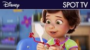 Toy Story 4 - Spot TV - Un nouvel ami - Disney