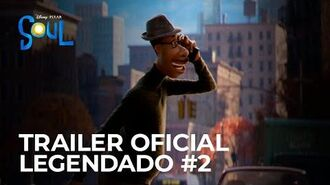 Soul - Trailer Legendado
