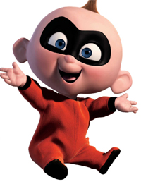 Incredibles Jack-Jack