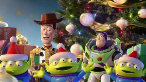 Toy Story 3 Holiday Greeting