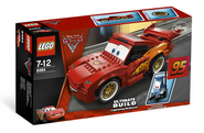 8484: Ultimate Build Lightning McQueen