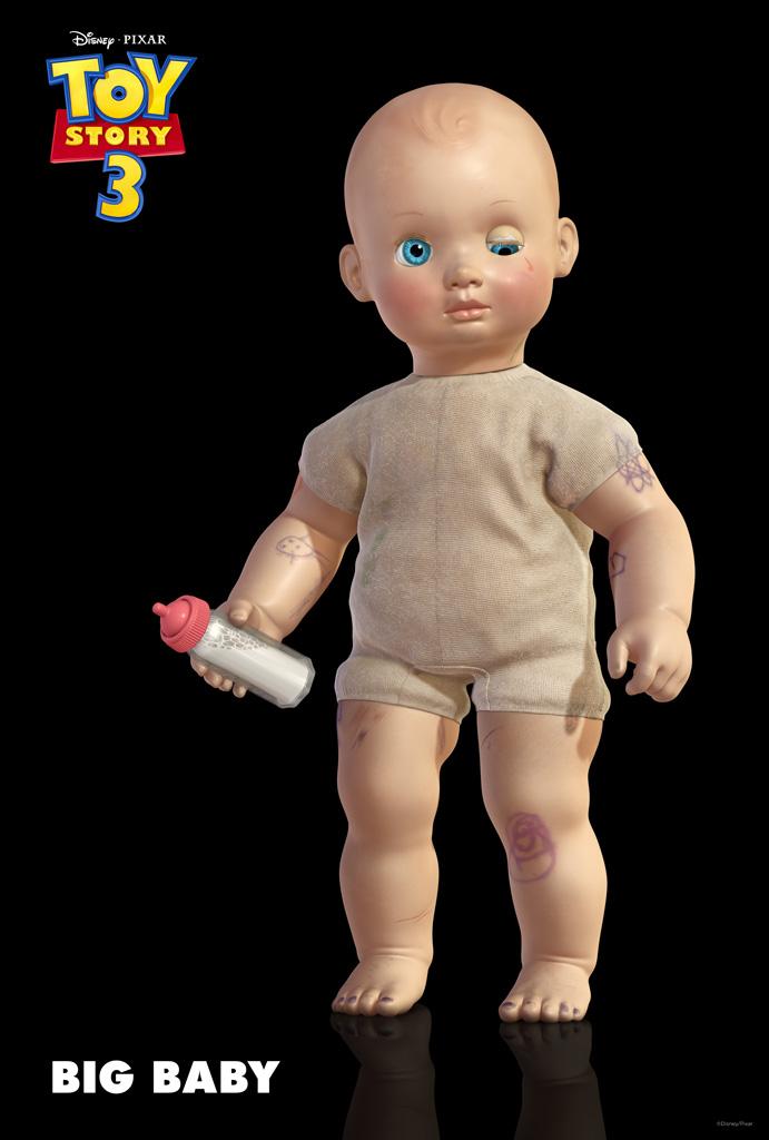 Big Baby Pixar Wiki Fandom Powered By Wikia