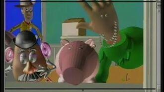 Animation Glitches! - Toy Story
