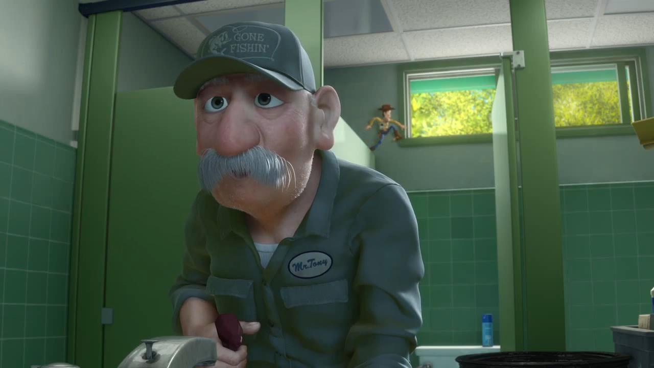 Mr Tony Pixar Wiki Fandom Powered By Wikia