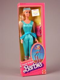 Great Shape Barbie