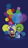Inside Out Textless Poster