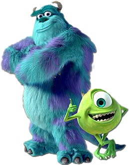 James p sullivan pixar wiki fandom powered by wikia mike wazowski and sulley voltagebd Image collections