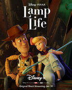 Lamp Life Poster Second