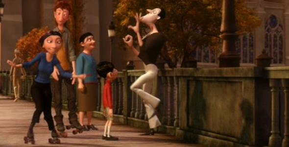 Bomb Voyage Pixar Wiki Fandom Powered By Wikia