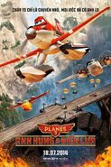 Planes Fire & Rescue poster