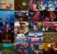 Pixar Compilation John Ratzenberger