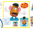 Animated Talking Mr. Potato Head with Part Popping Action (Toy Story Collection)