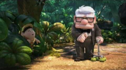 Disney Pixar's Up - Upisode 2