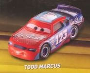 Todd Marcus in Cars 3