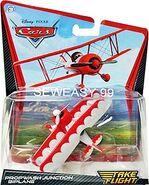Propwash junction biplane take flight megasize