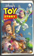 Toy Story 1 VHS snip 1