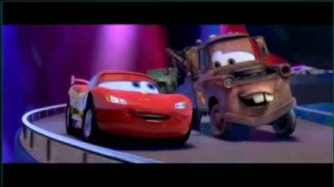 Disney Pixar Cars 2 Check out London