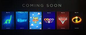 Pixar D3 Ankündigung