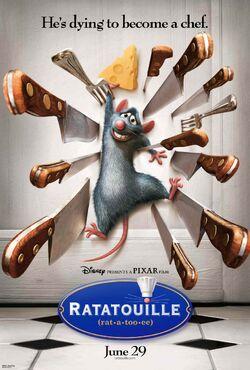 Ratatouille xlg