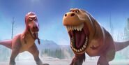 Nash and Ramsey Roaring