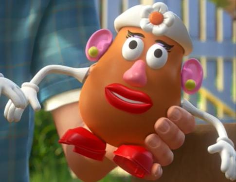 Mrs Potato Head Pixar Wiki Fandom Powered By Wikia