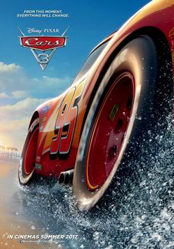 Cars 3 - Teaser Poster 2