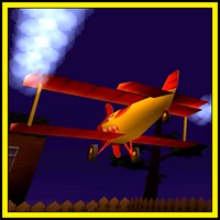 Bombs Away Plane boss (Toy Story 2)