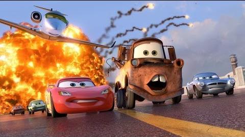 Cars 2 Game Battle Race * Lightning Mcqueen - Cars 2 Game Full Movie