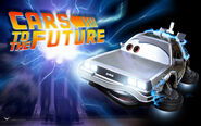 Cars Cars to the Future by danyboz